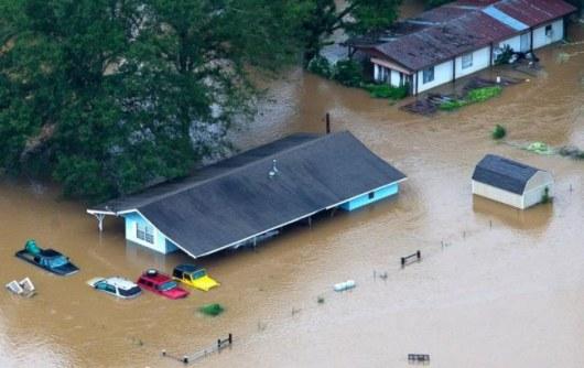 Наводнения вЛуизиане уже забрали жизни 3-х человек